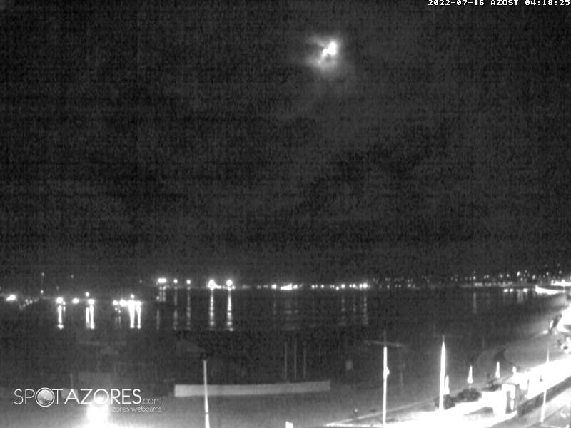 Веб-камеры бухты в Прая-да-Витории